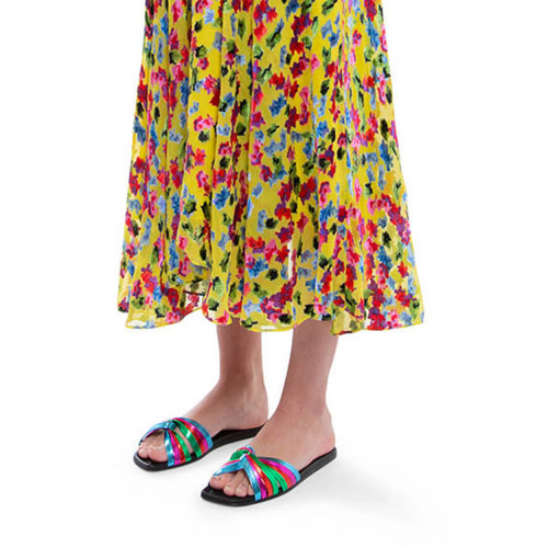 Achat Multicolored mules Jacques Loup for women - Jacques-loup