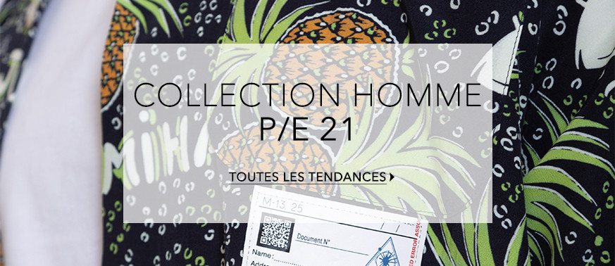 Collection homme by Jacques Loup